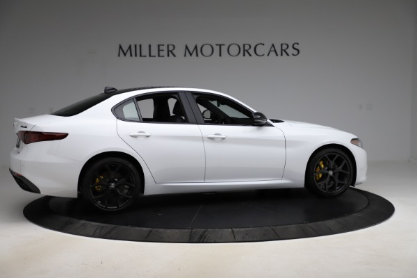 New 2020 Alfa Romeo Giulia Sport Q4 for sale $45,345 at Bentley Greenwich in Greenwich CT 06830 8