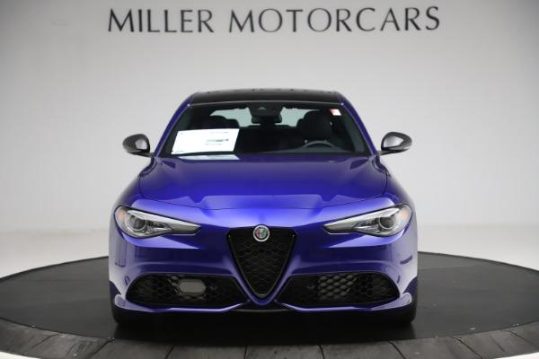 New 2020 Alfa Romeo Giulia Ti Sport Q4 for sale $47,995 at Bentley Greenwich in Greenwich CT 06830 12