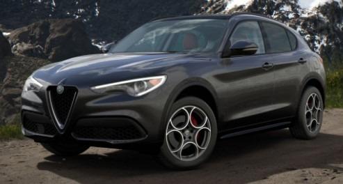 New 2020 Alfa Romeo Stelvio Sport Q4 for sale $51,245 at Bentley Greenwich in Greenwich CT 06830 1