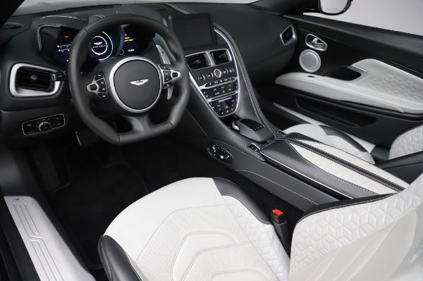 Used 2020 Aston Martin DBS Superleggera Volante for sale Sold at Bentley Greenwich in Greenwich CT 06830 13