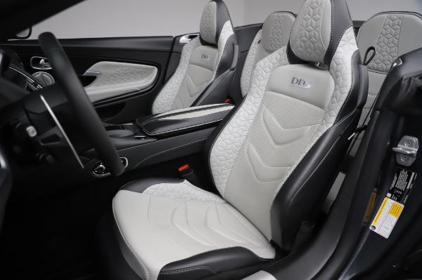 Used 2020 Aston Martin DBS Superleggera Volante for sale Sold at Bentley Greenwich in Greenwich CT 06830 15