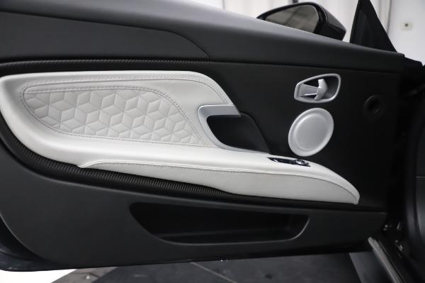 Used 2020 Aston Martin DBS Superleggera Volante for sale Sold at Bentley Greenwich in Greenwich CT 06830 18