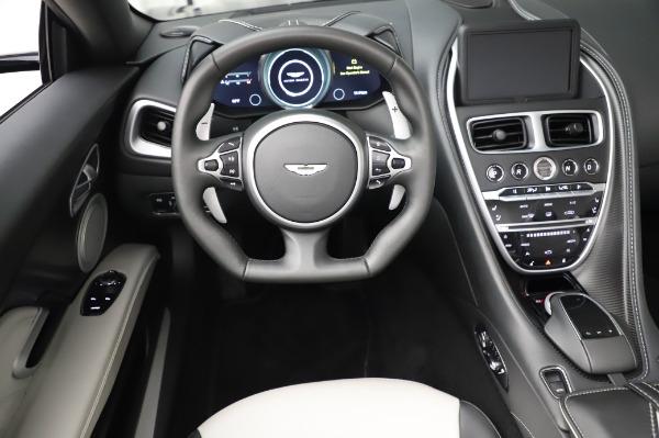 Used 2020 Aston Martin DBS Superleggera Volante for sale Sold at Bentley Greenwich in Greenwich CT 06830 19