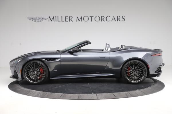 Used 2020 Aston Martin DBS Superleggera Volante for sale Sold at Bentley Greenwich in Greenwich CT 06830 2