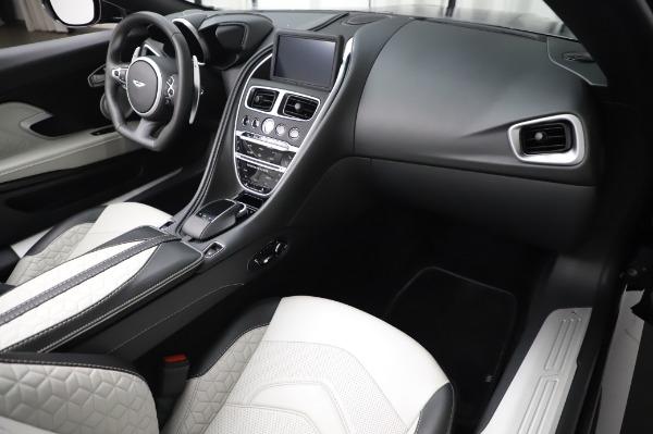 Used 2020 Aston Martin DBS Superleggera for sale $329,900 at Bentley Greenwich in Greenwich CT 06830 21