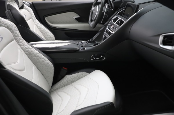 Used 2020 Aston Martin DBS Superleggera for sale $329,900 at Bentley Greenwich in Greenwich CT 06830 22