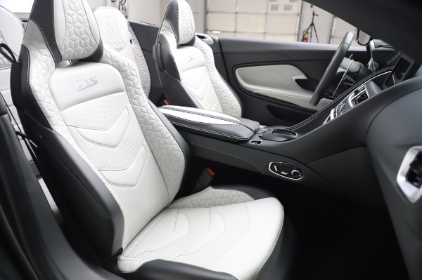 Used 2020 Aston Martin DBS Superleggera Volante for sale Sold at Bentley Greenwich in Greenwich CT 06830 23