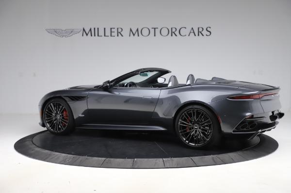 Used 2020 Aston Martin DBS Superleggera Volante for sale Sold at Bentley Greenwich in Greenwich CT 06830 3