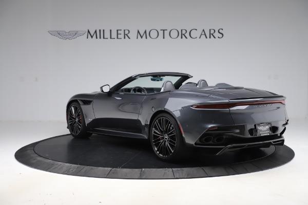 Used 2020 Aston Martin DBS Superleggera Volante for sale Sold at Bentley Greenwich in Greenwich CT 06830 4