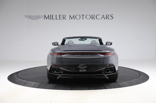 Used 2020 Aston Martin DBS Superleggera Volante for sale Sold at Bentley Greenwich in Greenwich CT 06830 5