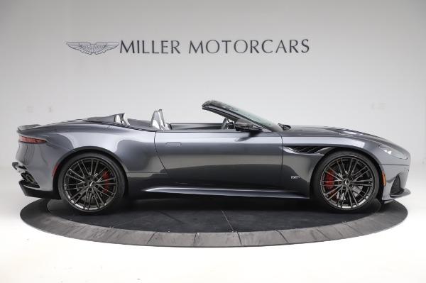 Used 2020 Aston Martin DBS Superleggera Volante for sale Sold at Bentley Greenwich in Greenwich CT 06830 8