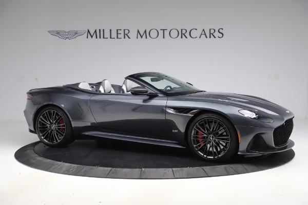 Used 2020 Aston Martin DBS Superleggera for sale $329,900 at Bentley Greenwich in Greenwich CT 06830 9