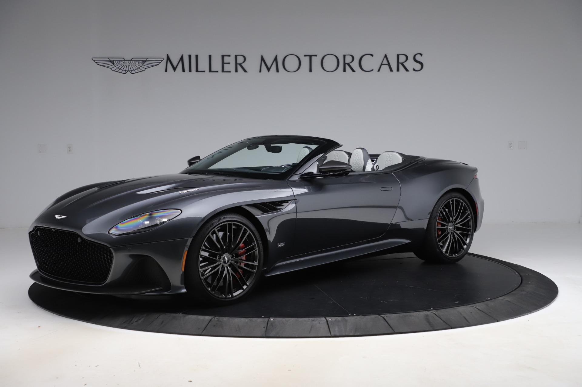 Used 2020 Aston Martin DBS Superleggera for sale $329,900 at Bentley Greenwich in Greenwich CT 06830 1