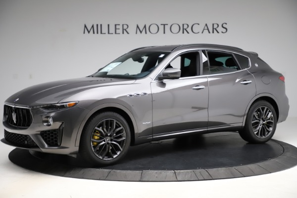 New 2020 Maserati Levante Q4 GranSport for sale $88,485 at Bentley Greenwich in Greenwich CT 06830 2