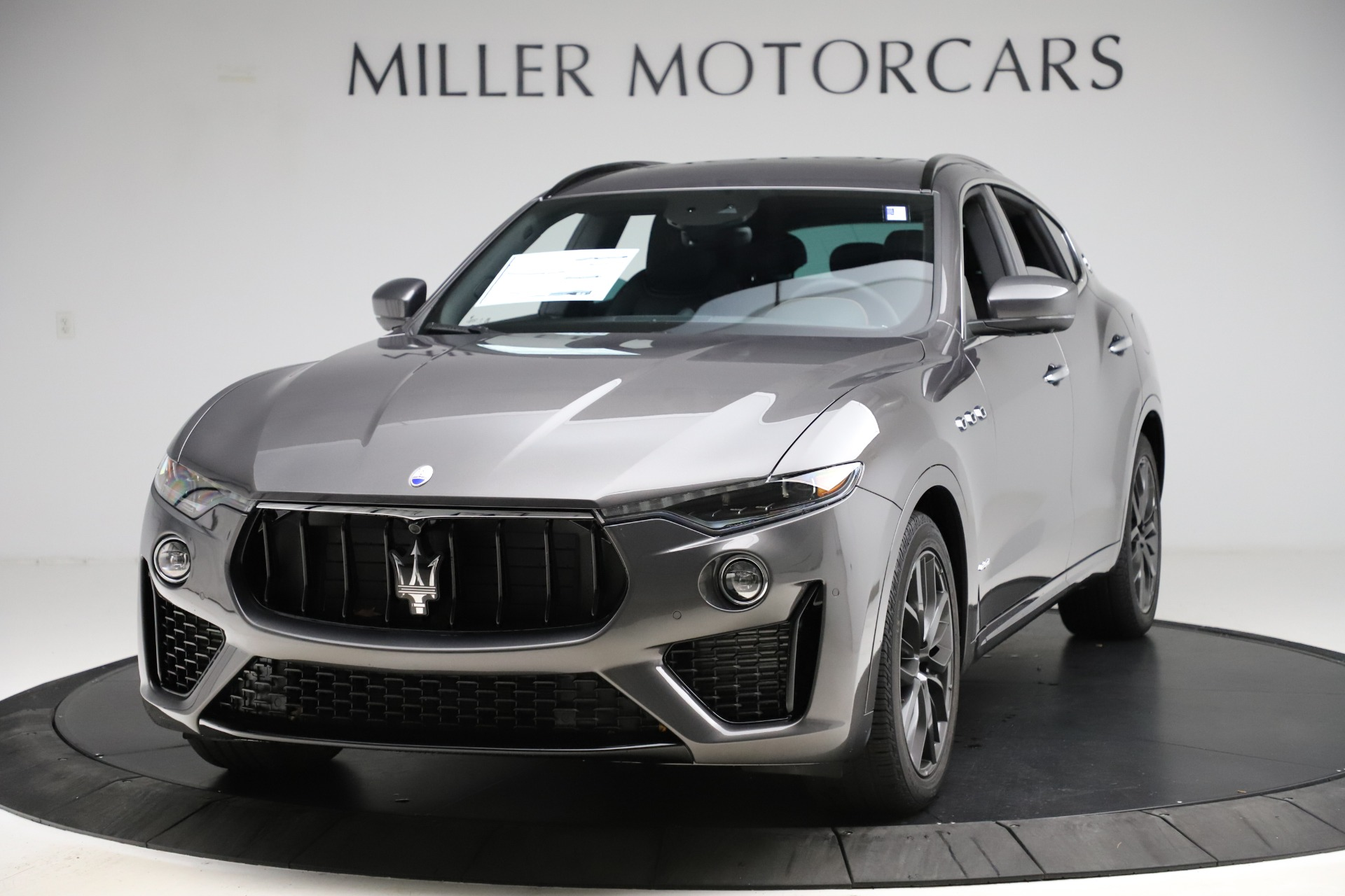 New 2020 Maserati Levante Q4 GranSport for sale $88,485 at Bentley Greenwich in Greenwich CT 06830 1