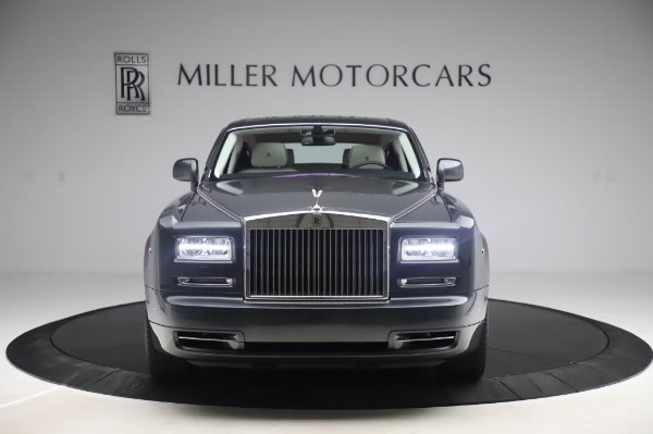Used 2014 Rolls-Royce Phantom for sale $219,900 at Bentley Greenwich in Greenwich CT 06830 2