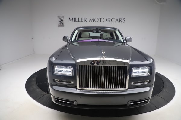 Used 2014 Rolls-Royce Phantom for sale $219,900 at Bentley Greenwich in Greenwich CT 06830 4