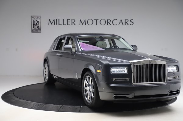 Used 2014 Rolls-Royce Phantom for sale $219,900 at Bentley Greenwich in Greenwich CT 06830 6