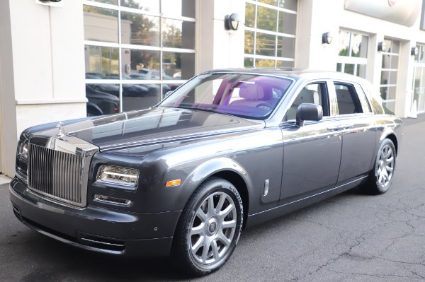 Used 2014 Rolls-Royce Phantom for sale $219,900 at Bentley Greenwich in Greenwich CT 06830 7