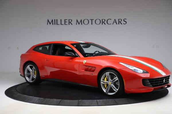 Used 2018 Ferrari GTC4Lusso for sale Call for price at Bentley Greenwich in Greenwich CT 06830 10