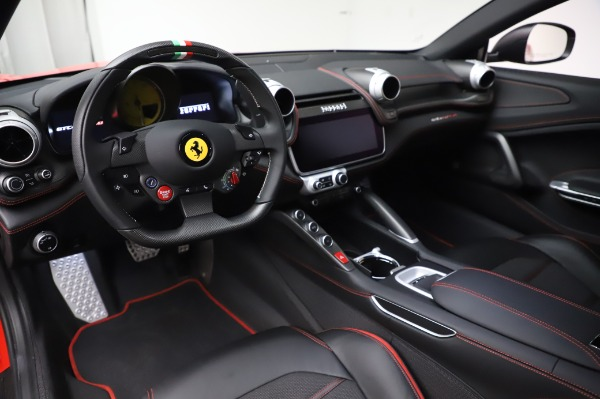 Used 2018 Ferrari GTC4Lusso for sale Call for price at Bentley Greenwich in Greenwich CT 06830 13