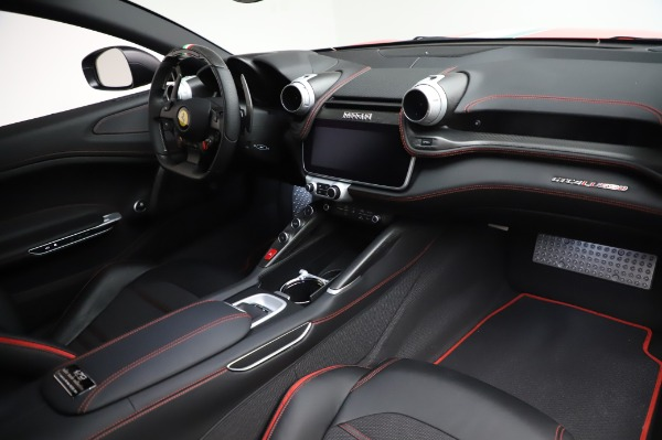 Used 2018 Ferrari GTC4Lusso for sale Call for price at Bentley Greenwich in Greenwich CT 06830 19