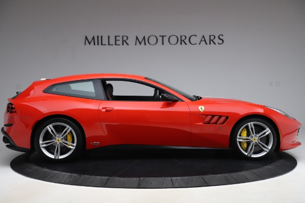 Used 2018 Ferrari GTC4Lusso for sale Call for price at Bentley Greenwich in Greenwich CT 06830 9