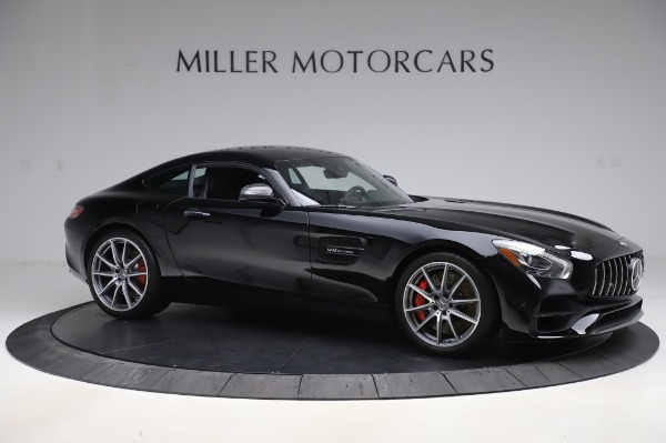 Used 2018 Mercedes-Benz AMG GT S for sale $103,900 at Bentley Greenwich in Greenwich CT 06830 10