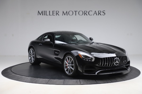 Used 2018 Mercedes-Benz AMG GT S for sale $103,900 at Bentley Greenwich in Greenwich CT 06830 11