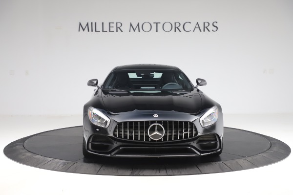 Used 2018 Mercedes-Benz AMG GT S for sale $103,900 at Bentley Greenwich in Greenwich CT 06830 12