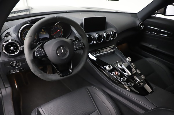 Used 2018 Mercedes-Benz AMG GT S for sale $103,900 at Bentley Greenwich in Greenwich CT 06830 13