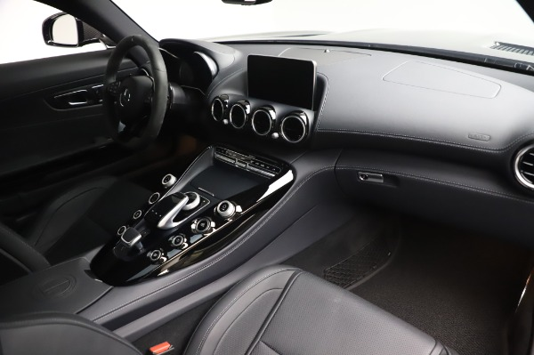 Used 2018 Mercedes-Benz AMG GT S for sale $103,900 at Bentley Greenwich in Greenwich CT 06830 17