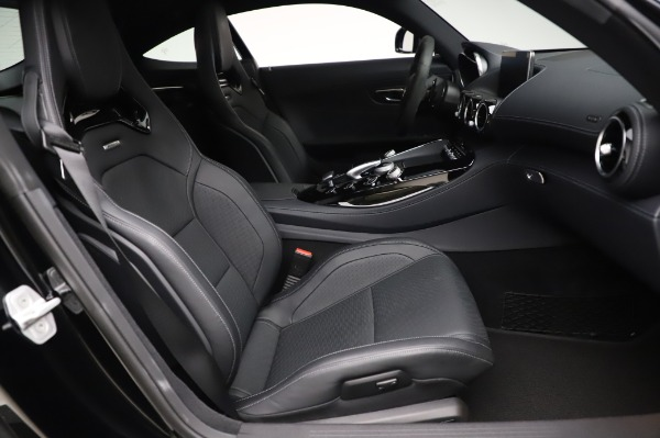 Used 2018 Mercedes-Benz AMG GT S for sale $103,900 at Bentley Greenwich in Greenwich CT 06830 18
