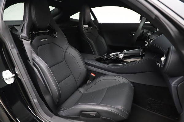Used 2018 Mercedes-Benz AMG GT S for sale $103,900 at Bentley Greenwich in Greenwich CT 06830 19