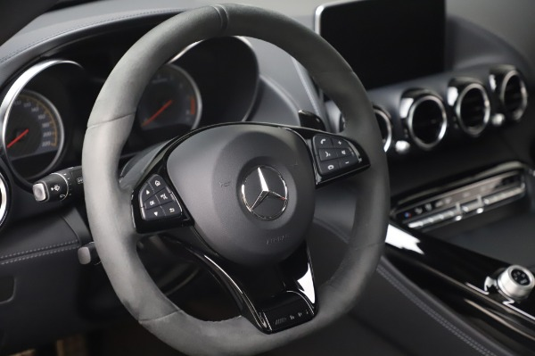 Used 2018 Mercedes-Benz AMG GT S for sale $103,900 at Bentley Greenwich in Greenwich CT 06830 20