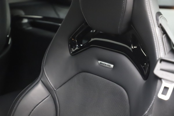 Used 2018 Mercedes-Benz AMG GT S for sale $103,900 at Bentley Greenwich in Greenwich CT 06830 21