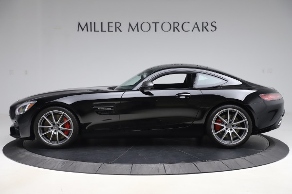 Used 2018 Mercedes-Benz AMG GT S for sale $103,900 at Bentley Greenwich in Greenwich CT 06830 3