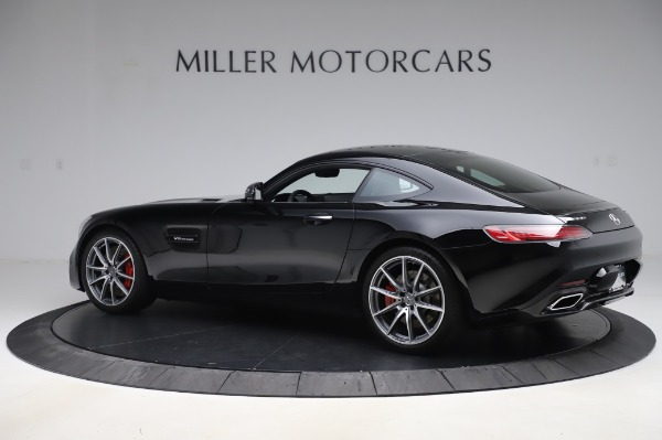 Used 2018 Mercedes-Benz AMG GT S for sale $103,900 at Bentley Greenwich in Greenwich CT 06830 4