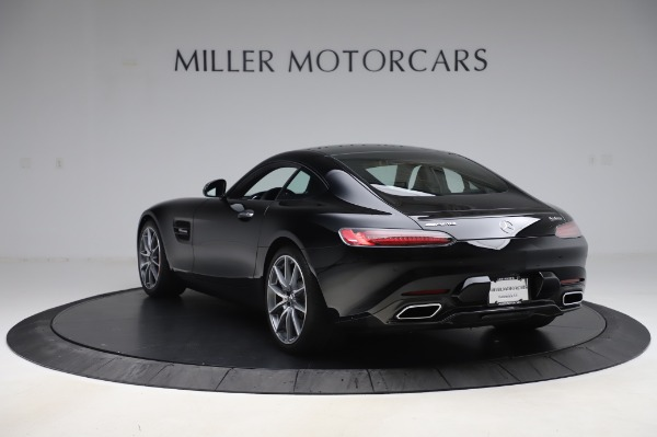 Used 2018 Mercedes-Benz AMG GT S for sale $103,900 at Bentley Greenwich in Greenwich CT 06830 5