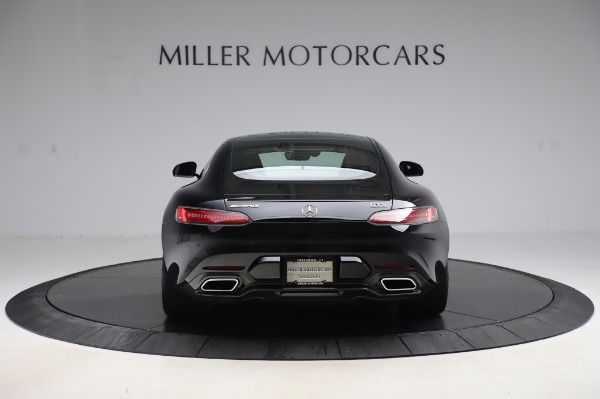 Used 2018 Mercedes-Benz AMG GT S for sale $103,900 at Bentley Greenwich in Greenwich CT 06830 6
