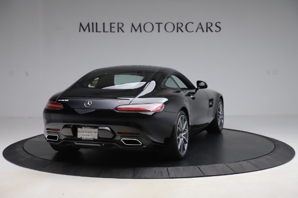 Used 2018 Mercedes-Benz AMG GT S for sale $103,900 at Bentley Greenwich in Greenwich CT 06830 7