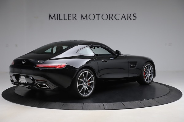 Used 2018 Mercedes-Benz AMG GT S for sale $103,900 at Bentley Greenwich in Greenwich CT 06830 8