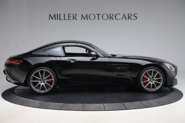 Used 2018 Mercedes-Benz AMG GT S for sale $103,900 at Bentley Greenwich in Greenwich CT 06830 9
