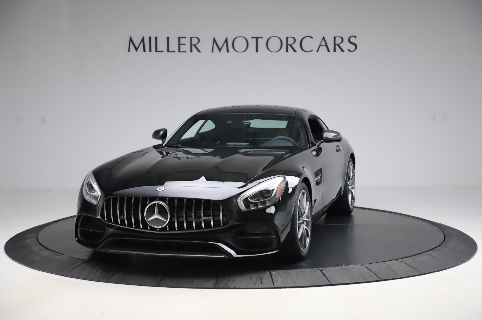 Used 2018 Mercedes-Benz AMG GT S for sale $103,900 at Bentley Greenwich in Greenwich CT 06830 1