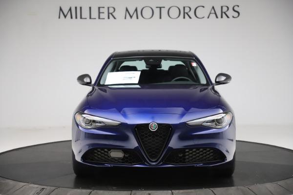 New 2020 Alfa Romeo Giulia Ti Q4 for sale $43,545 at Bentley Greenwich in Greenwich CT 06830 12