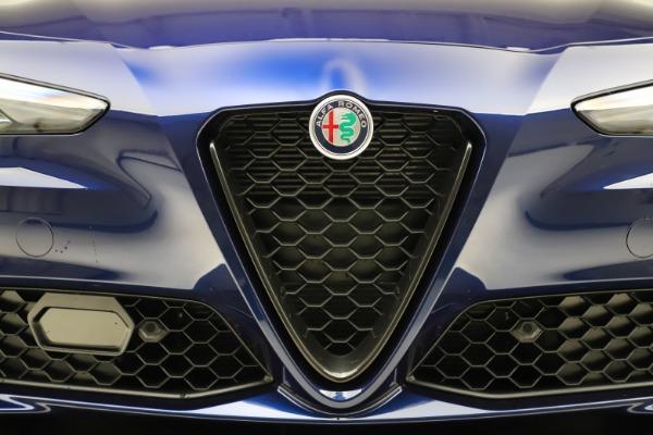 New 2020 Alfa Romeo Giulia Ti Q4 for sale $43,545 at Bentley Greenwich in Greenwich CT 06830 27