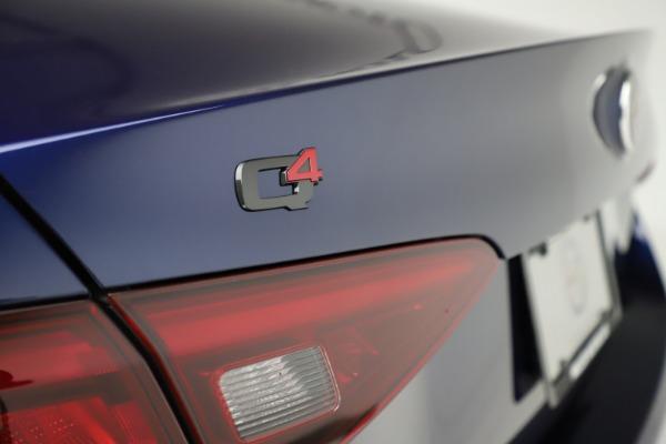 New 2020 Alfa Romeo Giulia Ti Q4 for sale $43,545 at Bentley Greenwich in Greenwich CT 06830 28