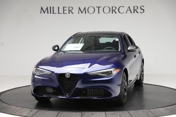 New 2020 Alfa Romeo Giulia Ti Q4 for sale $43,545 at Bentley Greenwich in Greenwich CT 06830 1