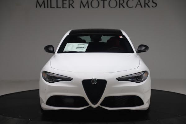 New 2020 Alfa Romeo Giulia Ti Sport Q4 for sale $46,495 at Bentley Greenwich in Greenwich CT 06830 12