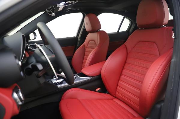New 2020 Alfa Romeo Giulia Ti Sport Q4 for sale $46,495 at Bentley Greenwich in Greenwich CT 06830 16